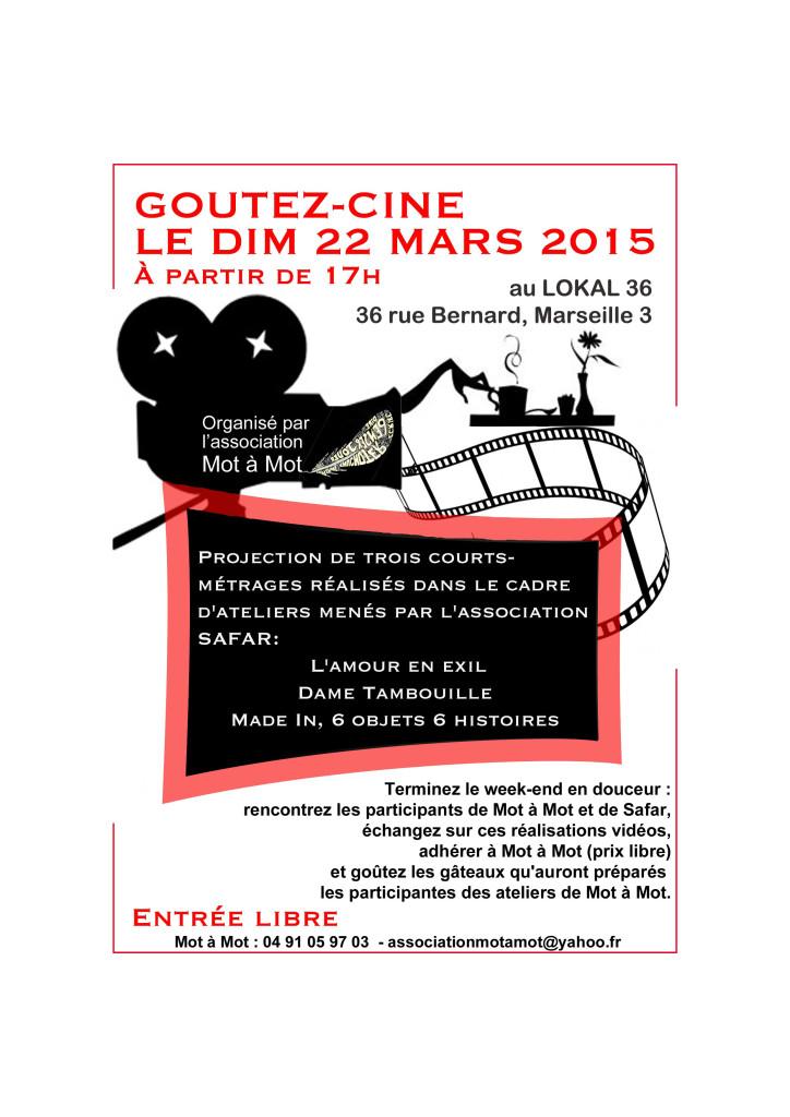 Fly Goutez ciné